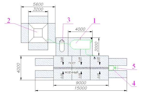 Схема К-4